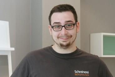 André Schlößer - Auszubildender - 2. Ausbildungsjahr