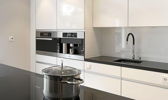 Küche pur und schön