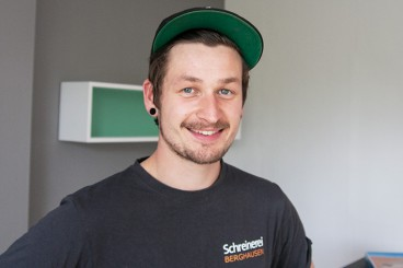 Niko Tweer - Schreinermeister - seit 2012 im Team