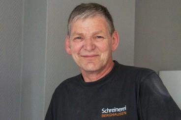 Peter Bastians - Geselle - seit 1996 im Team