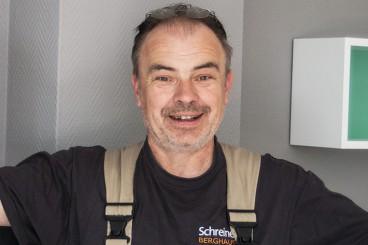 Joachim Zwiorek - Geselle - seit 2004 im Team