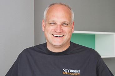 Markus Berghausen - Schreinermeister - Betriebsinhaber