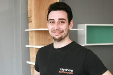 André Schlößer - Auszubildender - 3. Ausbildungsjahr