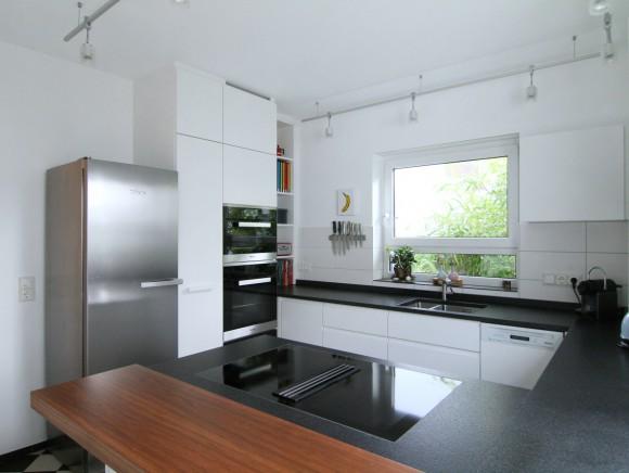 Küche im Quadrat