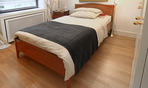 Verspieltes Schlafzimmer